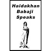 Haidakhan Babaji Speaks (English Edition)