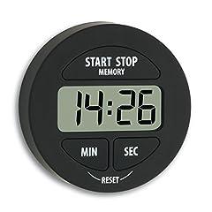 TFA 38.2022.01 elektronischer Timer und