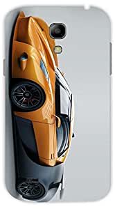 Crazy Beta SPORTS CAR Printed Back Cover for Samsung Galaxy S4 Mini