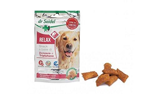 hu.snack/Snack per cani a base di Zenzero e Triptofano - TRAVEL RELAX