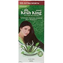 Kesh King Anti-Hair Fall Shampoo - Aloe Vera, 300ml Carton