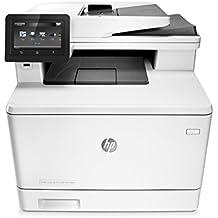 HP LaserJet Pro MFP M377dw Laser A4 Wifi Gris - Impresora multifunción (Laser, Color, Color, Color, Imprimir, 750 - 4000 páginas por mes)