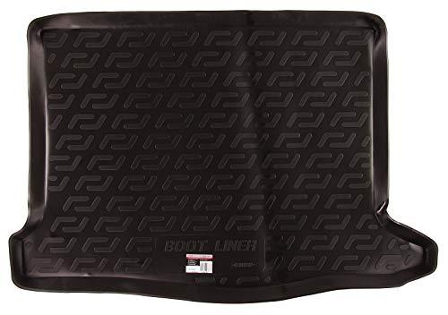 SIXTOL Auto Kofferraumschutz für den Dacia/Renault Sandero II - Maßgeschneiderte antirutsch Kofferraumwanne für den sicheren Transport von Einkauf, Gepäck und Haustier