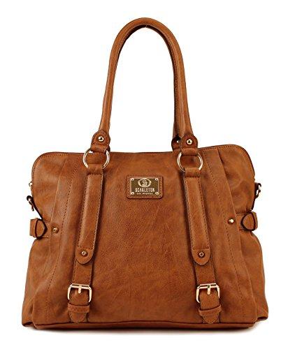 scarleton-bolsa-de-hombro-mujer-color-marrn-talla
