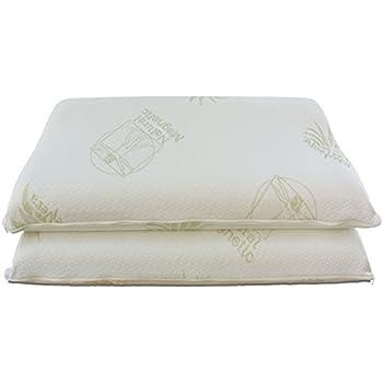 baldiflex paar kissen aus memory foam typ nackenst tzkissen futter aus aloe vera amazon. Black Bedroom Furniture Sets. Home Design Ideas