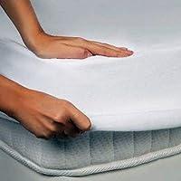 MyHoppi Transpirable Colchón | Cubrecolchón Funda | incontinencia | Impermeable | colchones y Higiene – Protección