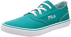 Fila MEN Shoes Farli Walk Plus 4 Sneakers Blue Casual Shoes