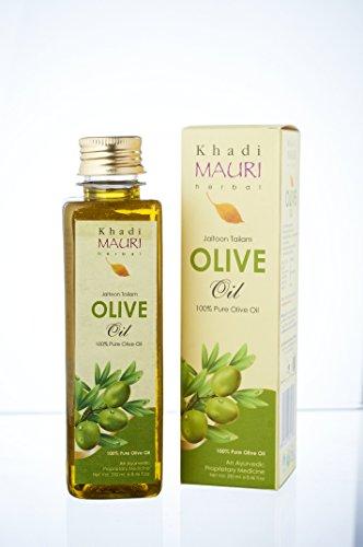 Khadi Mauri Herbal Almond Oil, 250ml