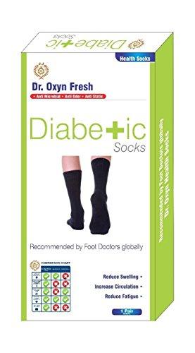 Oxyn Fresh Diabetic Care Socks For Men & Women (One Pair)