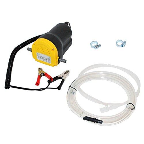 Jet-pumpe öl (Aleko bst101712V 5A DC Motor Kraftstoff Öl Diesel Extractor Aufzuspüren Saugnapf Transfer Pumpe mit Schlauch)