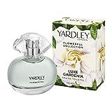 Yardley London Luxe Gardenia - Agua de colonia (50 ml)