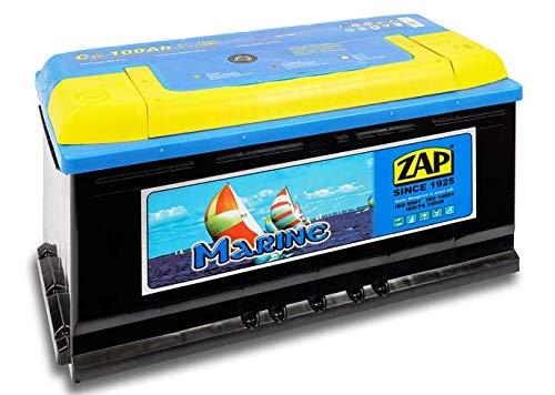 Zap Batteria Nautica per Barche E Cam