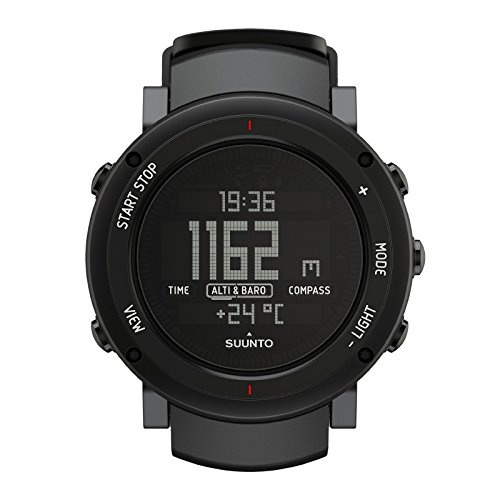 Suunto Core Alu Deep Black Armbandcomputer