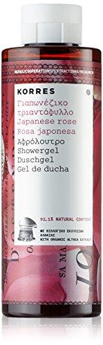 korres-idratante-gel-doccia-rose-giappone