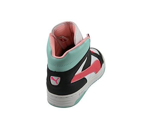 Puma, Sneaker uomo Multicolore black/white/paradise pink Multicolore (black/white/paradise pink)