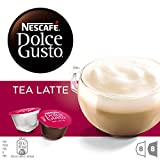 Nescaf? Dolce Gusto Tea Latte, 16 Capsules (8 Servings)