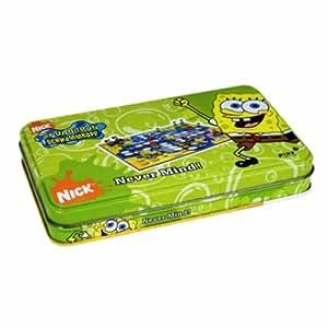 P os mini jeu ne t 39 inqui tes pas bob l 39 ponge jeux et jouets - Jeux de spongebob cuisine ...