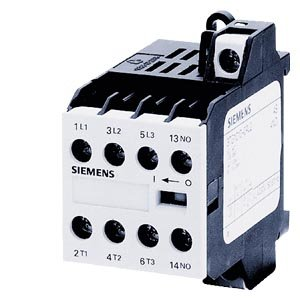 SIEMENS SIRIUS - CONTACTOR AC-3 4KW CONEXION TORNILLO 4NA 230V 50/60HZ