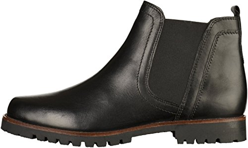 Caprice Damen 25465 Chelsea Boots Schwarz (4)