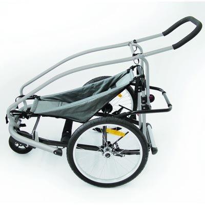 SiÚge hamac pour remorque vélo croozer