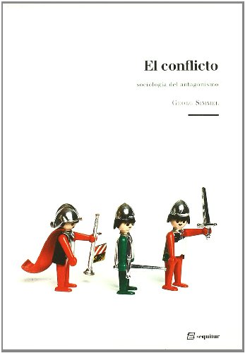 Conflicto,El (Libros Del Ciudadano) por Georg Simmel