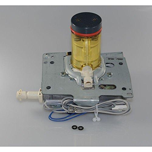 2 Durchlauferhitzer (DeLonghi Heizung 5 mm Durchlauferhitzer Kit + 2 Dichtungen)