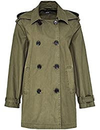 Hallhuber Parka with Optional Hood