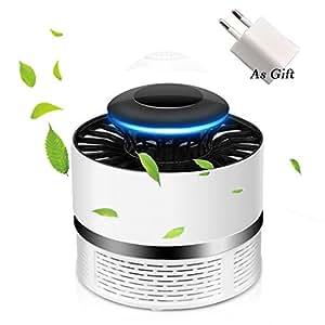 Électronique Tueur De Moustiques, Lampe Anti-Moustique, Pièges à Moustiques, Tueur de Moustiques, Photocatalyst Lampe