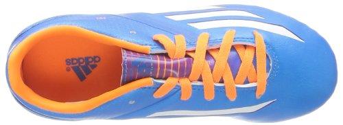 adidas Performance F10 TRX FG G65347, Scarpe da calcio Uomo - - blue / white