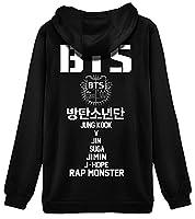 KPOP Bangtan Boys Unisex Cap Hoodie Sweatershirt BTS Poster Suga Jin Jimin Jung Kook J-Jope
