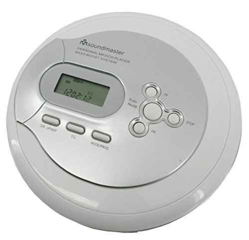 Soundmaster CD 9180 MP3 CD-Player (tragbares Gerät)