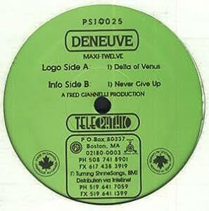 Deneuve - Maxi Twelve - Telepathic Recordings - PSI 025