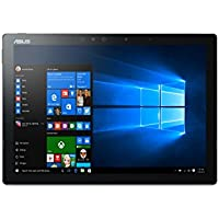 "ASUS Transformer 3 Pro T303UA-GN046R - Ordenador portátil de 12.6"" (Intel Core i5-6200U, 4 GB RAM, 128 GB SSD, Intel HD Graphics 520, Windows 10 Pro) metal gris - Teclado QWERTY Español"