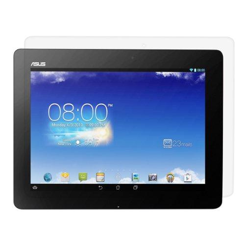 kwmobile ASUS Memo Pad FHD 10 ME302C Folie - Full Screen Tablet Schutzfolie für ASUS Memo Pad FHD 10 ME302C klar