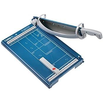 15 Blatt DAHLE® Hebel-Schneidemaschine 534 460 mm blau