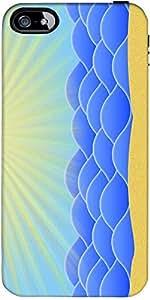 Snoogg Digital Sunshine 2391 Designer Protective Back Case Cover Forforapple ...