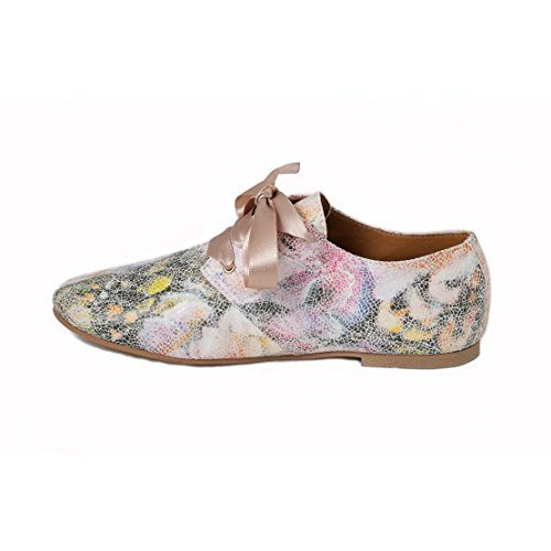 NAE Gracia Flower - Damen Vegan Schuhe - 3