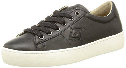 315 Preto Noir Paládio Dinheiro Sneaker Loma Damen Schwarz nWWA0Yw