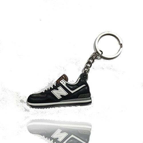 Preisvergleich Produktbild Sneaker Schlüsselanhänger New Balance Schwarz Schlüsselanhänger fashion für Sneakerheads,hypebeasts und alle Keyholder New Balance | ProProCo®