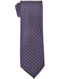 Vgreen Men's Necktie (Blue, Large)