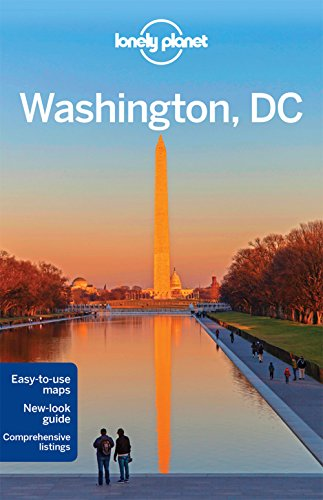 Lonely Planet Washington DC (City Guides)
