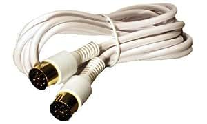 Bang olufsen b o &&powerLink-câble 20 m blanc beoLab pour haut-parleur