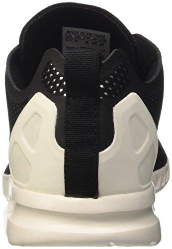 Adidas Damen Zx Flux Adv Liscia W Scarpe Da Ginnastica Schwarz (core Black / Core Black / Core White)