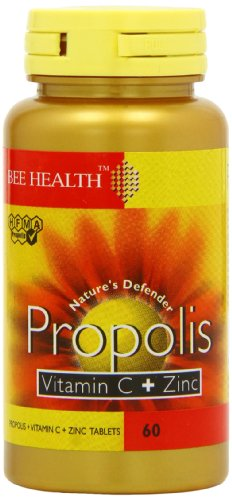 Bee Health Propolis Vitamin C und Zink 60 Tabletten