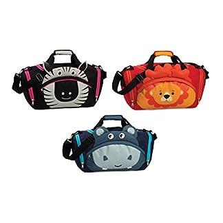 Fabrizio-Kindertasche-Sporttasche-Reisetasche-Jungen-Mdchen-Kinder-39-x-25-x-20-cm