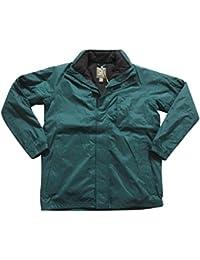 Para hombre timberland 3-in-1 impermeable y con luz 6135J chaqueta de hípica para niños