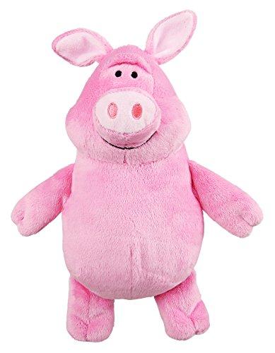 Trixie Shaun la Oveja - Cerdo, juguete para perro con sonido, 24cm, 1 unidad