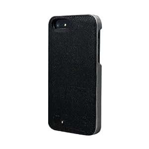 Zenus Coque pour Apple iPhone5/5S Motif langue Rolling Stones Noir
