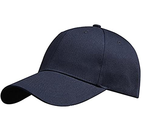 HGDGears Plain Baseball Cap Snapback for Men and Women -