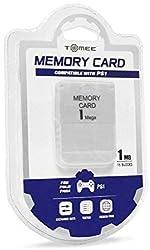 Tomee PS1 1MB Memory Card